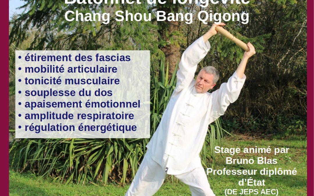stage de Qigong du 19 au 23 juillet