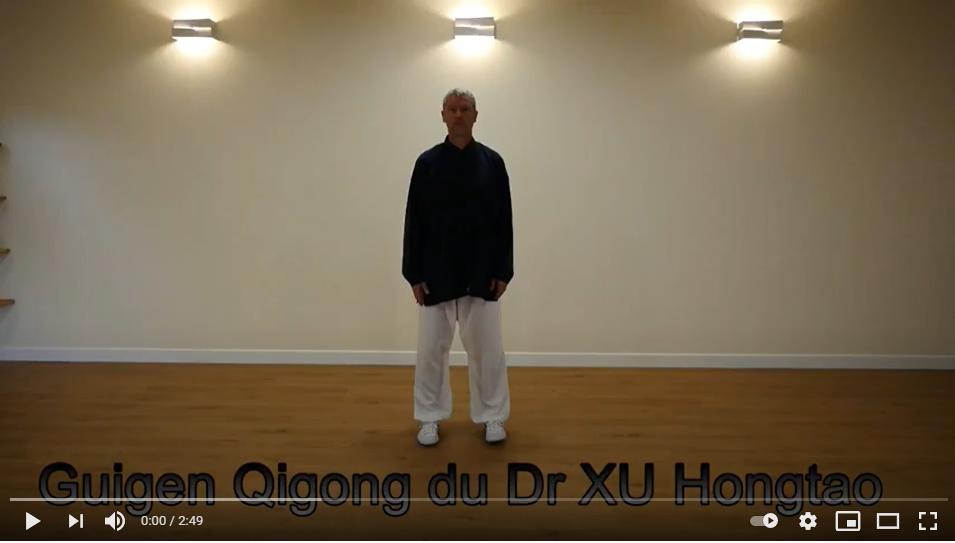 Nouvelle vidéo : Guigen Qigong